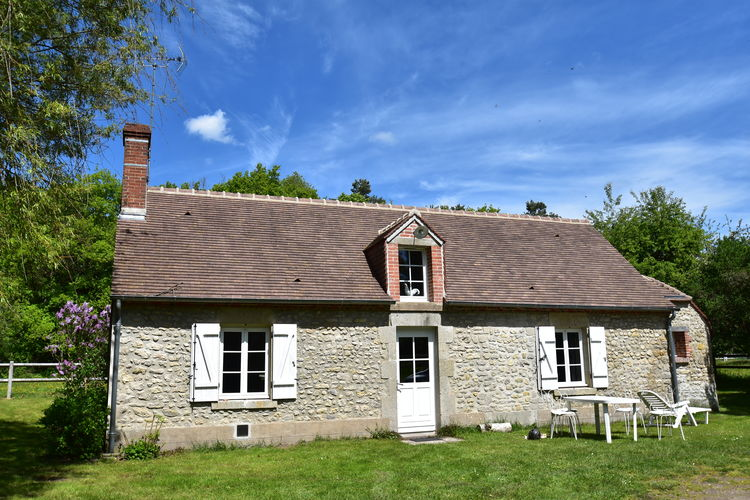 Vakantiehuizen Frankrijk | Region-Centre | Vakantiehuis te huur in Combreux met zwembad  met wifi 4 personen