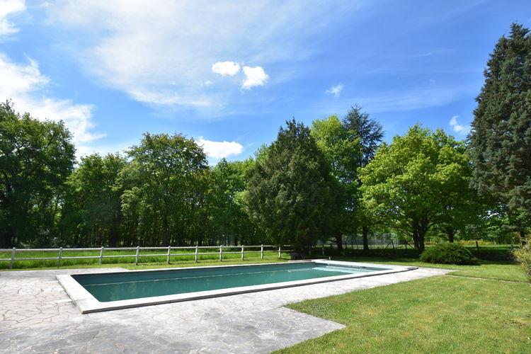 vakantiehuis Frankrijk, Region Centre, Combreux vakantiehuis FR-45530-02