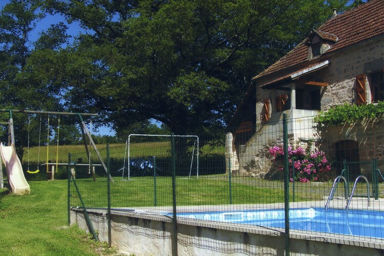 vakantiehuis Frankrijk, Midi-Pyrenees, Rueyres vakantiehuis FR-46120-09