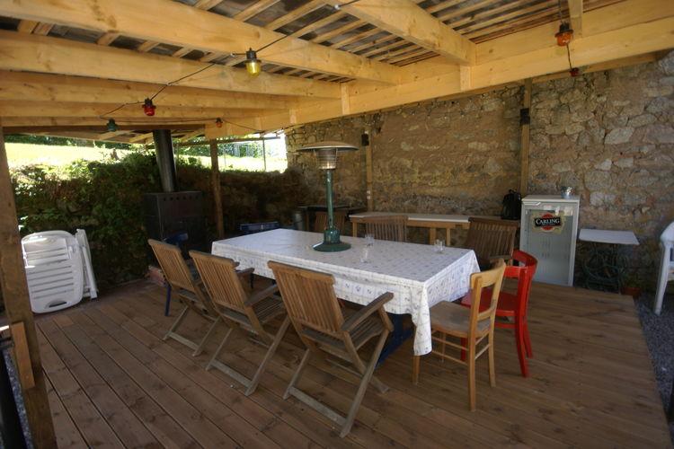 vakantiehuis Frankrijk, Bourgogne, Dun-Les-Places vakantiehuis FR-58230-18