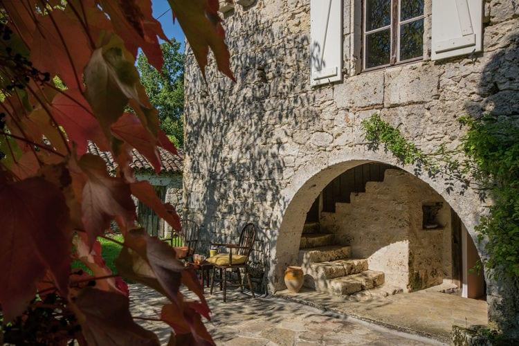 met je hond naar dit vakantiehuis in Montaigu de Quercy