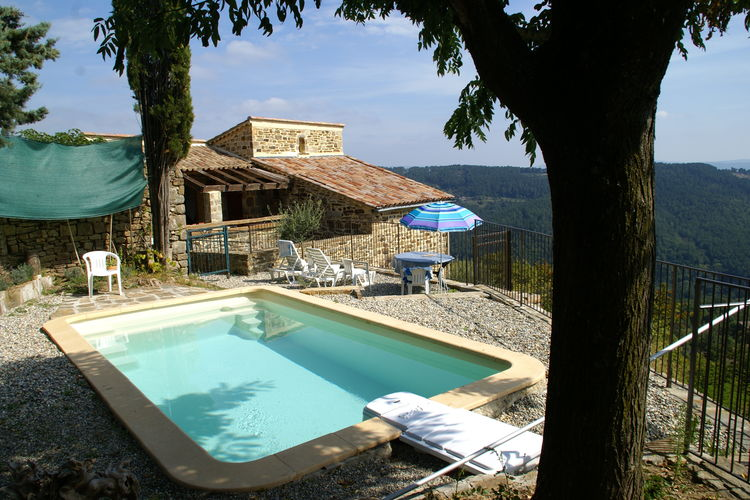 Holiday home Ardeche
