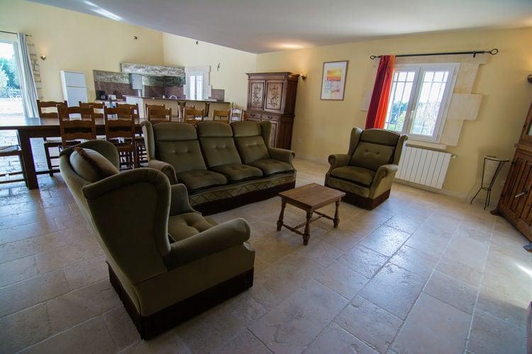 Villa Frankrijk, Languedoc-roussillon, Montfrin Villa FR-30490-02