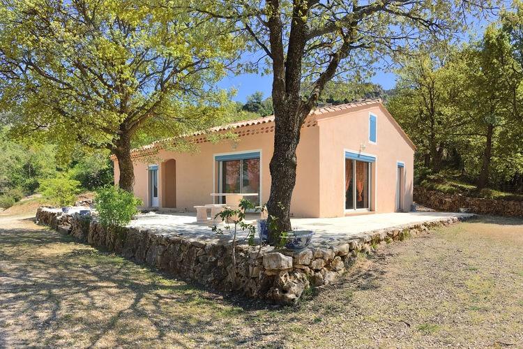 Frankrijk | Provence-alpes-cote-d-azur | Vakantiehuis te huur in Aiguines    6 personen