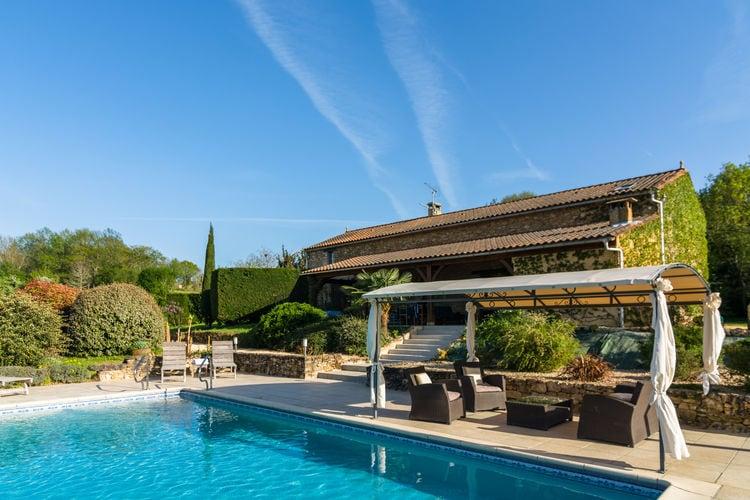 Vakantiehuis met zwembad   DordogneMaison de vacances Salles de Belvès