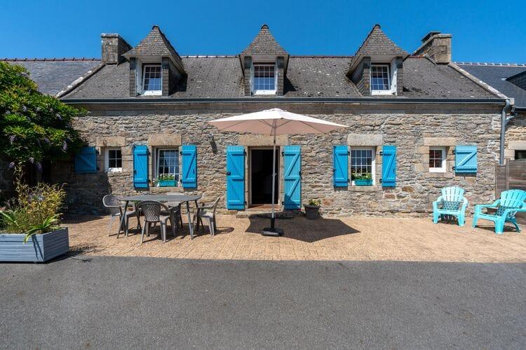 Vakantiehuizen Frankrijk | Bretagne | Vakantiehuis te huur in Plouhinec   met wifi 6 personen