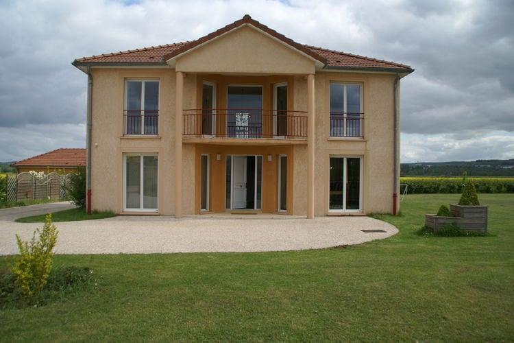vakantiehuis Frankrijk, Vogezen, Billemont vakantiehuis FR-55100-01