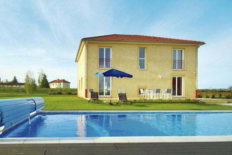 Frankrijk | Vogezen | Vakantiehuis te huur in Billemont met zwembad  met wifi 8 personen