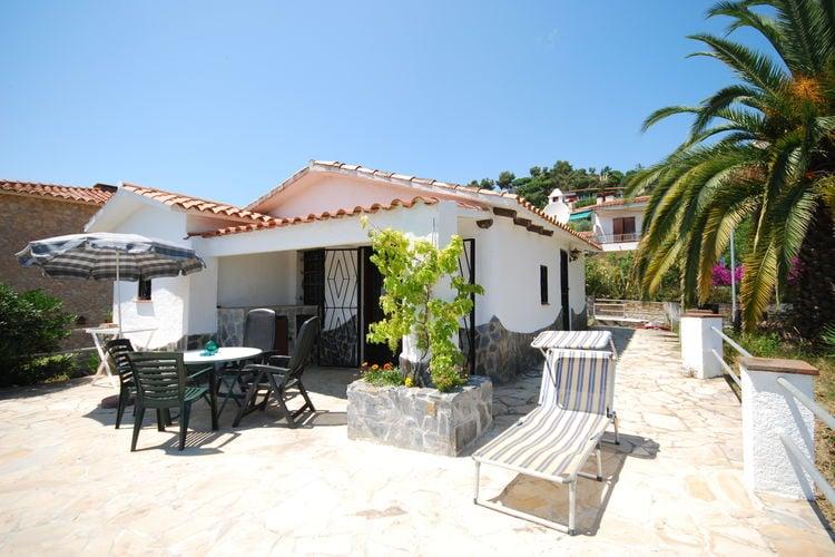Vakantiehuizen Spanje | Costa-Brava | Vakantiehuis te huur in Lloret-de-mar met zwembad  met wifi 2 personen