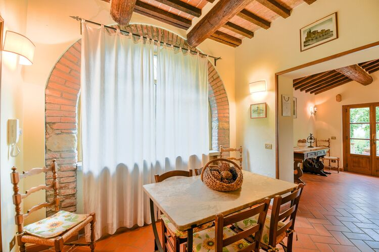 vakantiehuis Italië, Toscana, Le Ville/Monterchi (ar) vakantiehuis IT-52035-03
