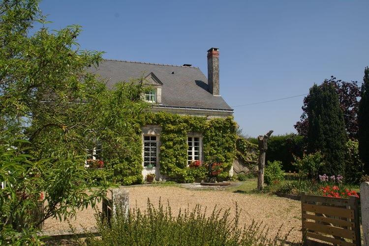 vakantiehuis Frankrijk, Pays de la loire, Le Vieil Baugé vakantiehuis FR-49150-03