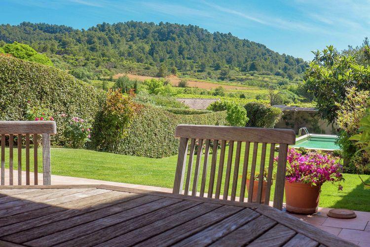 Villa Frankrijk, Languedoc-roussillon, Montouliers Villa FR-34310-04