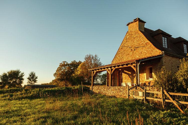 Frankrijk | Dordogne | Vakantiehuis te huur in Loubejac    4 personen