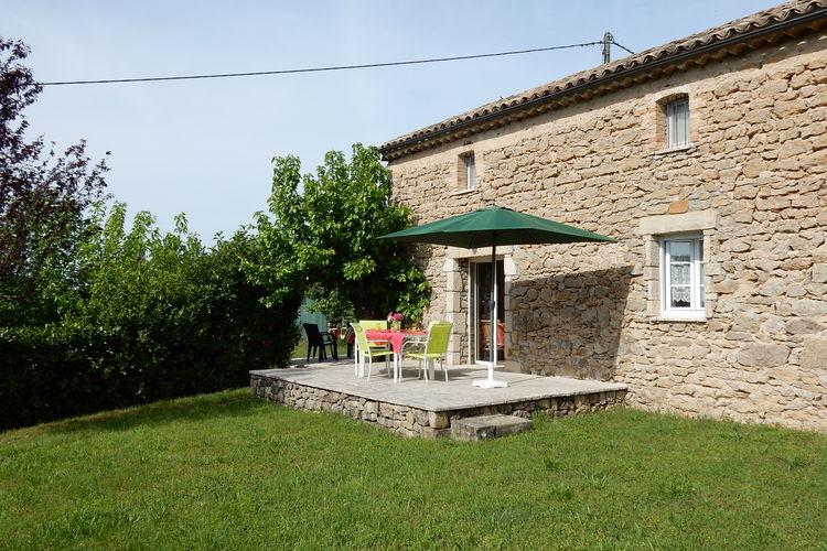 vakantiehuis Frankrijk, Ardeche, Uzer vakantiehuis FR-07100-01
