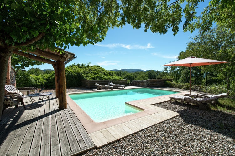 vakantiehuis Frankrijk, Ardeche, St. Alban-Auriolles vakantiehuis FR-07120-24