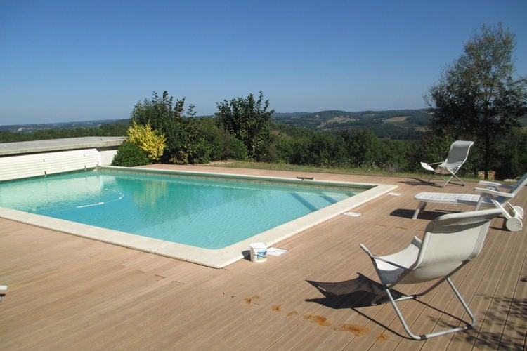 vakantiehuis Frankrijk, Midi-Pyrenees, Mauroux vakantiehuis FR-46700-24