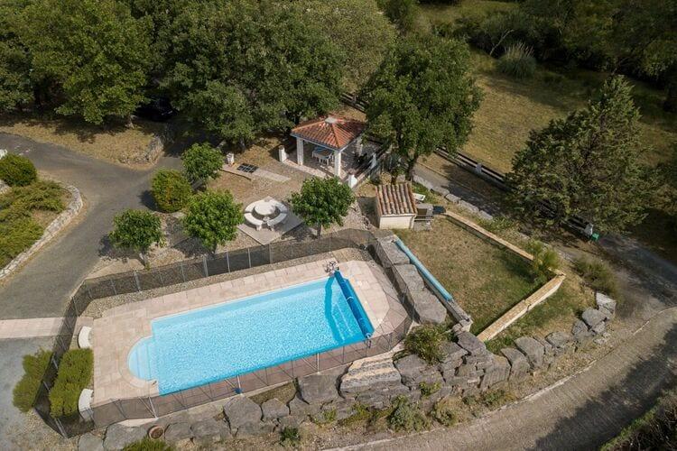 vakantiehuis Frankrijk, Ardeche, Uzer vakantiehuis FR-07110-18