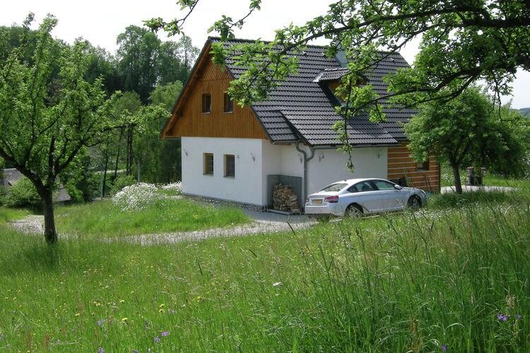 vakantiehuis Tsjechië, Reuzengebergte - Jzergebergte, Roztoky U Jilemnice vakantiehuis CZ-50231-01