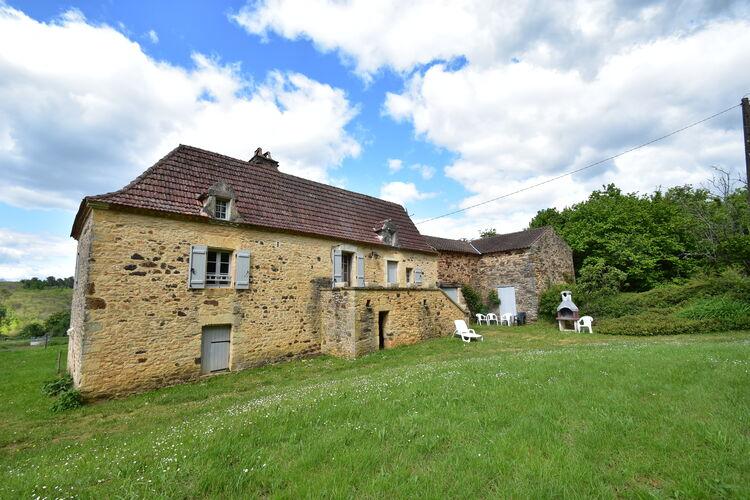 Vakantiehuis    Villefranche-du-PerigordMaison de vacances Villefranche du Périgord Cantegrel