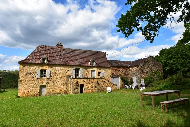 Frankrijk | Dordogne | Vakantiehuis te huur in Villefranche-Du-Perigord    9 personen