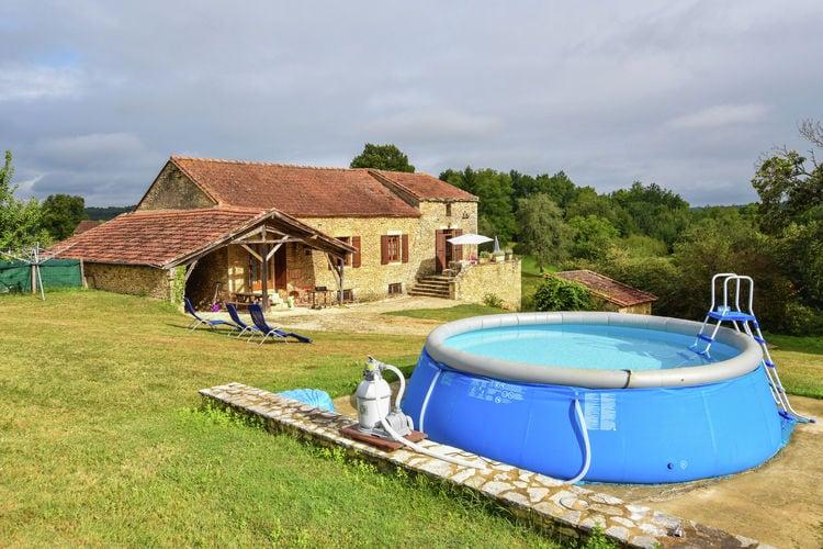 Vakantiehuizen Loubejac te huur Loubejac- FR-24550-23 met zwembad   te huur