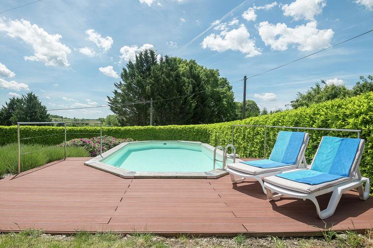 vakantiehuis Frankrijk, Dordogne, Sadillac vakantiehuis FR-24500-03