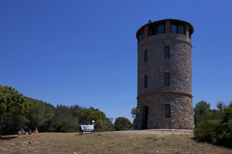 Vakantiehuis    Talamone  Torre Maremma