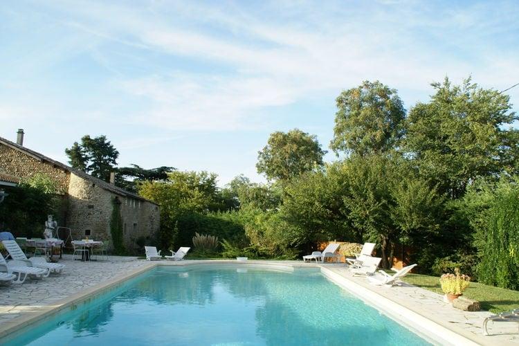 vakantiehuis Frankrijk, Drome, Alixan vakantiehuis FR-26300-06