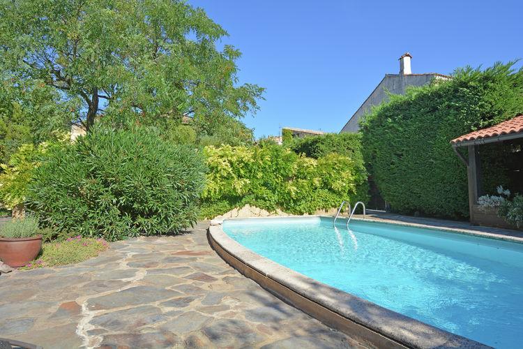 Villa Frankrijk, Languedoc-roussillon, Fournès Villa FR-30210-17