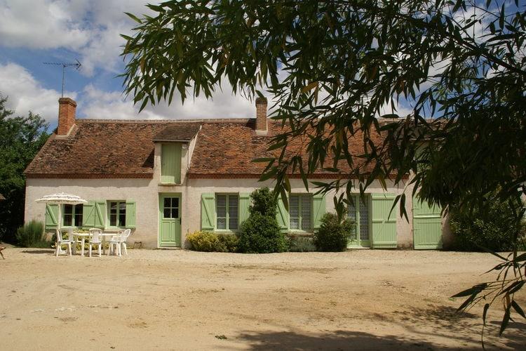 vakantiehuis Frankrijk, Region Centre, Beauchamps-Sur-Huillard vakantiehuis FR-45270-02