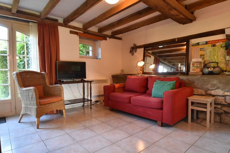 Vakantiehuizen Frankrijk | Bourgogne | Vakantiehuis te huur in Saizy-Tannay   met wifi 3 personen