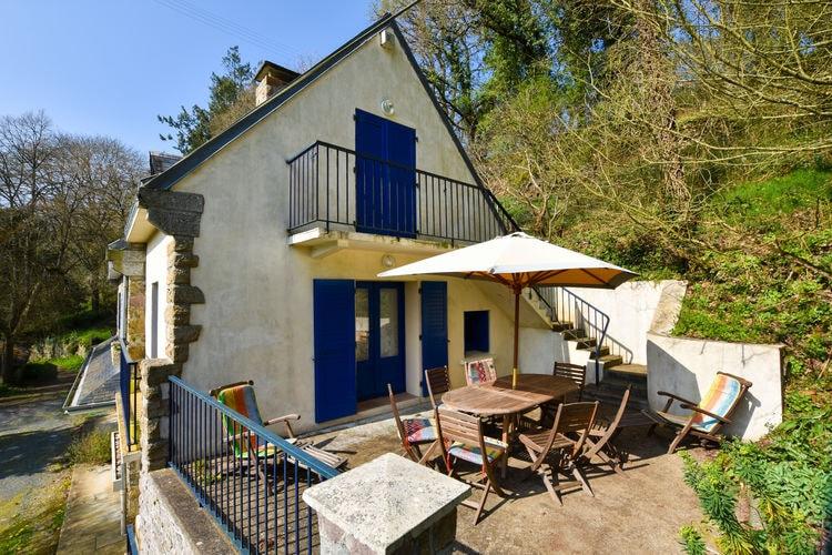 Vakantiehuizen Frankrijk | Bretagne | Vakantiehuis te huur in Yvias   met wifi 8 personen