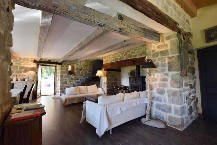 vakantiehuis Frankrijk, Ardeche, Burzet vakantiehuis FR-07450-04