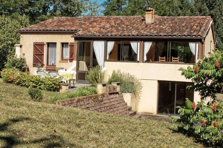 vakantiehuis Frankrijk, Midi-Pyrenees, Anglars-Nozac vakantiehuis FR-46300-14