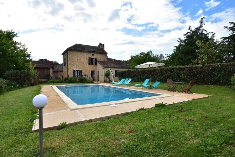 vakantiehuis Frankrijk, Dordogne, Besse vakantiehuis FR-24550-29