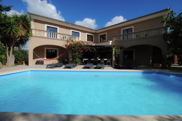 vakantiehuis Spanje, Mallorca, Sant Llorenc des Cardassar vakantiehuis ES-07530-01