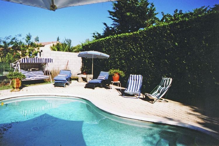 Villa Frankrijk, Languedoc-roussillon, Clarensac Villa FR-30870-07