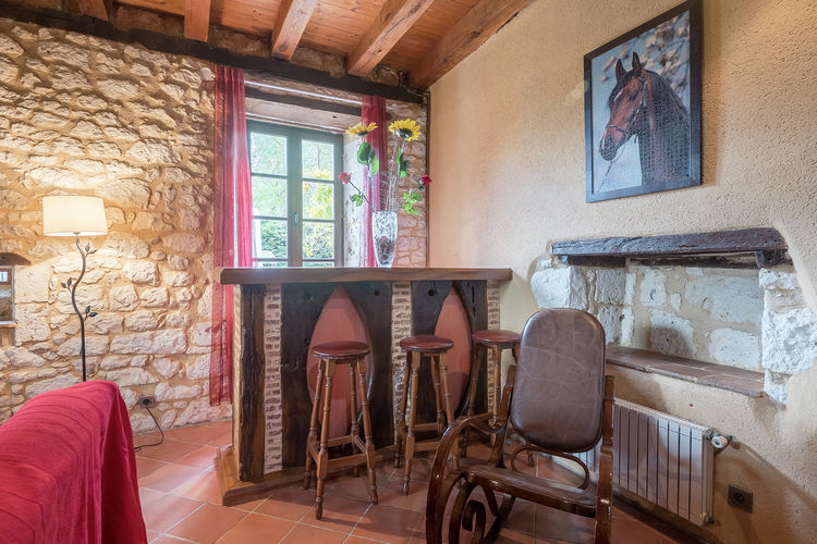 Vakantiewoning Frankrijk, Dordogne, Bouniagues vakantiewoning FR-24560-07