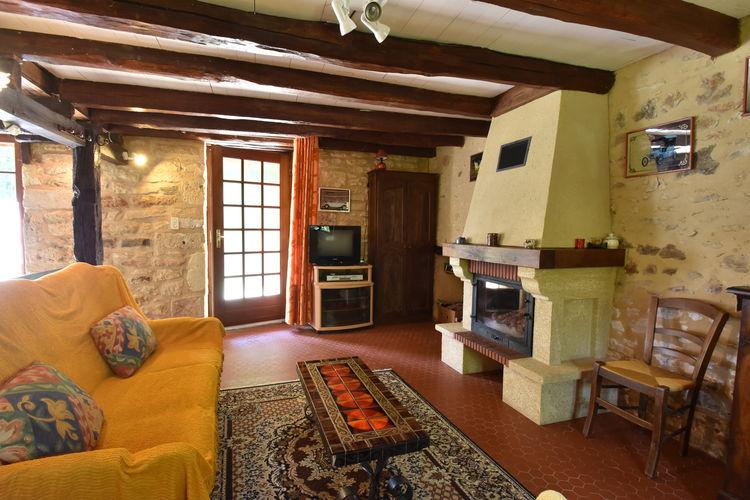 vakantiehuis Frankrijk, Dordogne, Villefranche-Du-Perigord vakantiehuis FR-24550-05