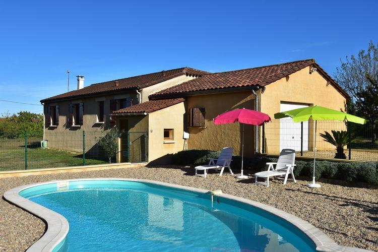 Vakantiehuis met zwembad met wifi  DordogneMaison de vacances St Laurent la Vallée