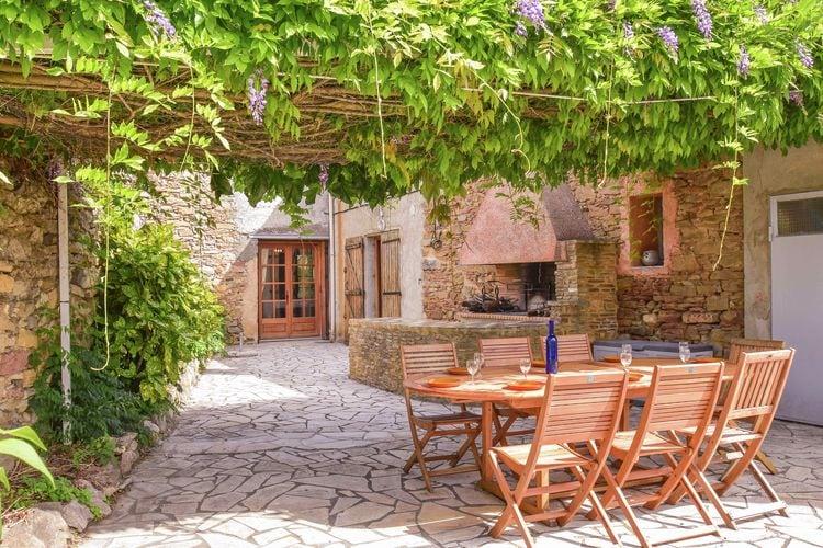 vakantiehuis Frankrijk, Languedoc-roussillon, Félines-Minervois vakantiehuis FR-34210-15