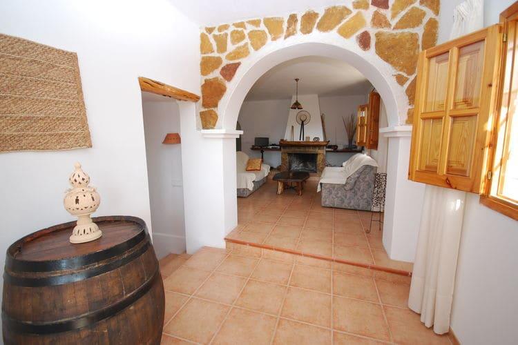 vakantiehuis Spanje, Ibiza, San Mateo vakantiehuis ES-07816-09