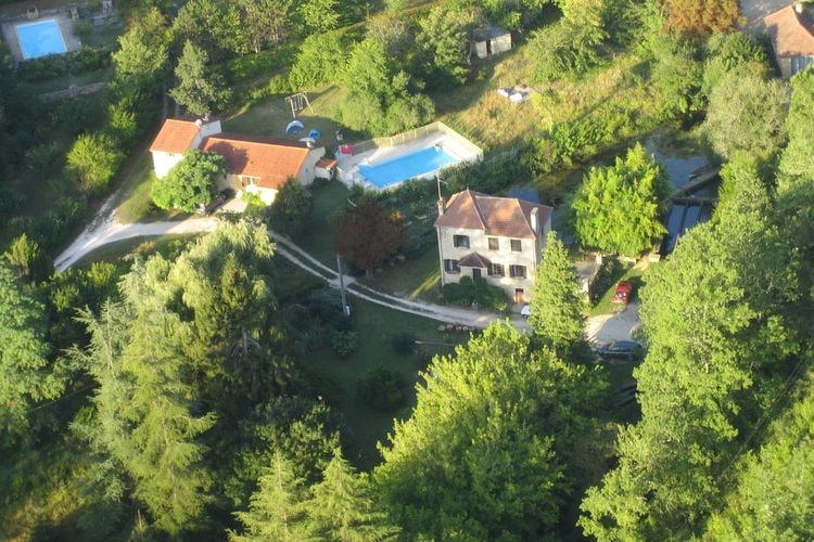 Vakantiehuizen Saint-Cybranet te huur Saint-Cybranet- FR-24250-19 met zwembad  met wifi te huur