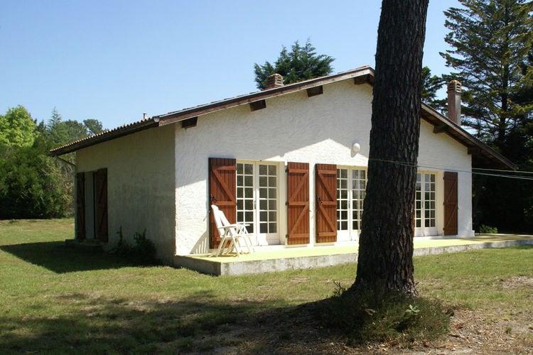 Vakantiehuizen Frankrijk | Cote-Atlantique | Vakantiehuis te huur in Vielle-St-Girons    6 personen