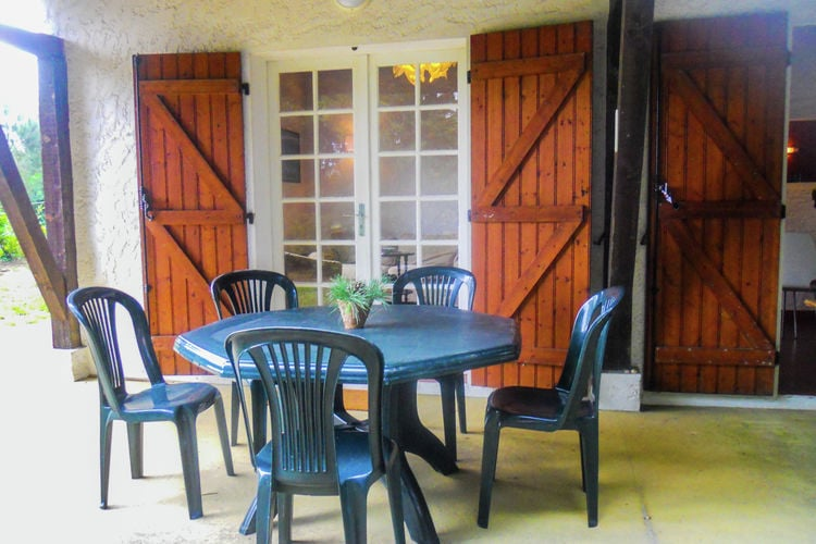 Vakantiewoning Frankrijk, Cote Atlantique, Vielle-St.-Girons vakantiewoning FR-40560-02