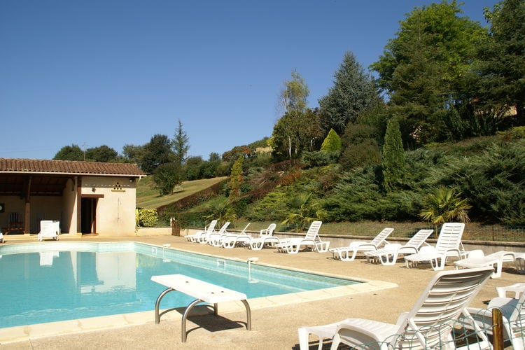 vakantiehuis Frankrijk, Dordogne, Prats-Du-Périgord vakantiehuis FR-24550-35