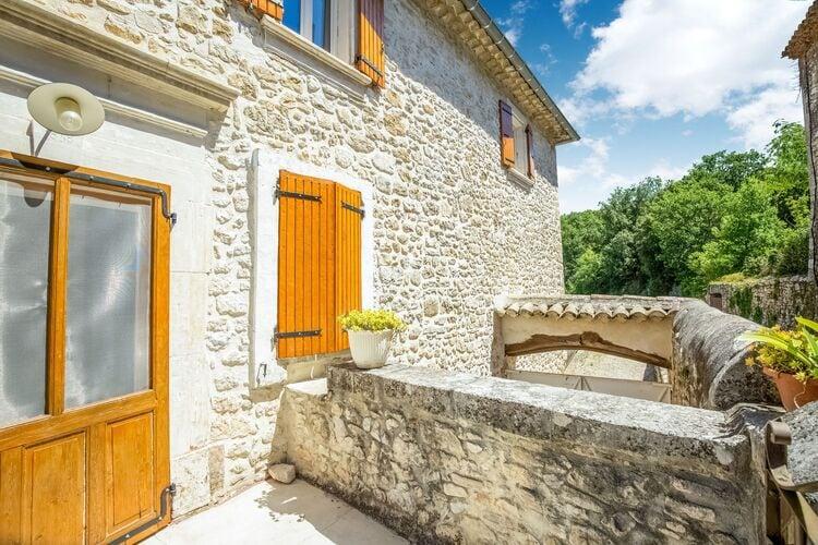 vakantiehuis Frankrijk, Ardeche, Montclus vakantiehuis FR-30630-09