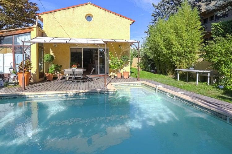 Frankrijk | Provence-alpes-cote-d-azur | Vakantiehuis te huur in Aix-En-Provence met zwembad  met wifi 6 personen
