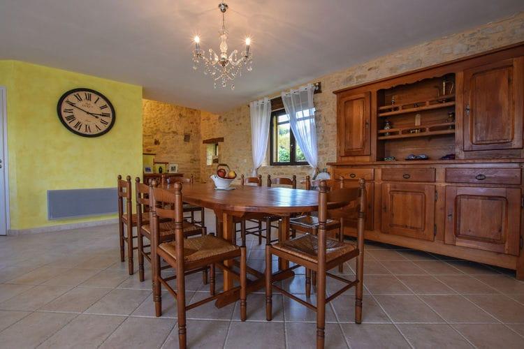 vakantiehuis Frankrijk, Midi-Pyrenees, Montclera vakantiehuis FR-46250-27