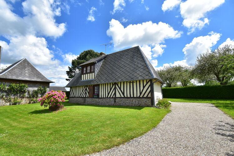 vakantiehuis Frankrijk, Normandie, Morainville-Jouveaux vakantiehuis FR-27260-10